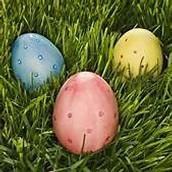Egg Hunt Agenda