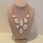 Fiona Bib Necklace