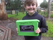 """Aidan says telelporting Car is and will be the greatest car of all time- """"It's Awesome!"""""""