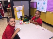 Math Experts- Playing TOP-IT!