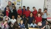 Ms. Bingham's wonderful class