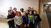 Science Fair Competition Winners