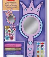 Espejo de princesa para decorar