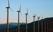 Wind energy usage in the United States