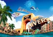 Universal Studio in Japan Osaka