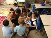 iPads in 1st Grade