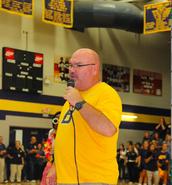 Coach David O'Connor