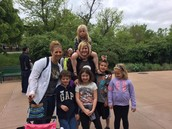First grade zoo trip!