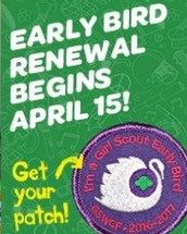 Early Bird Renewal