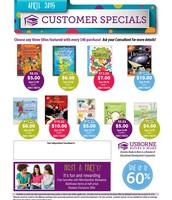 April Customer Specials!!!