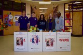 Toys for Tots was a SUCCESS!!