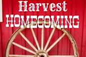 Harvest Homecoming: 11/7/15
