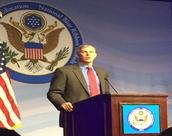 U. S. Commissioner of Education - Arne Duncan