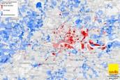 Gentrification in London