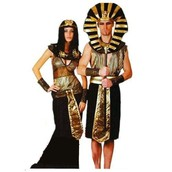 This is King Tut and Queen Hatshepsut
