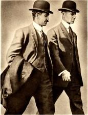 Mini Bio of Wilbur and Orville Wright