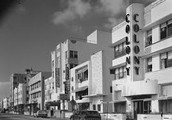 Miami Beach Art Deco Historic District in Florida