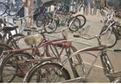 Their bikes