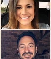 Welcome Ms. Martinez & Mr. Vargas