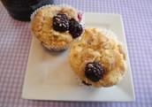 Berry Tasty Muffins: