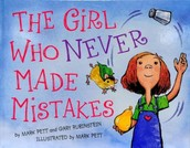 The Girl Who Never Made Mistakes by Gary Rubenstein