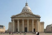 History of Le pantheon