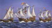 Columbus 's Ships
