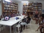 Reunião com os Encarregados de Educação