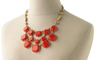 Olivia Bib Necklace $39 - SOLD