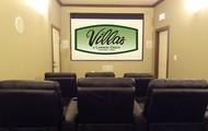 "120"" Screen Movie Theater"