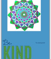 Color The World With Kindness