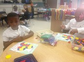St. Pat's Pattern Block Fun