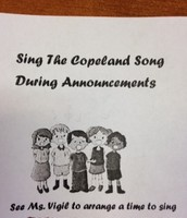 Sing the Copeland Song
