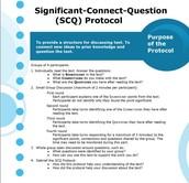 Protocols for Discussion
