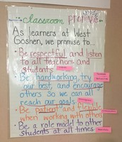 Connecting to classroom promises