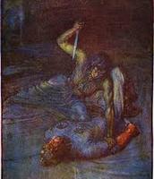 Grendel's Death