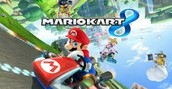 Mario kart 8. thats it no clever name