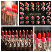 26 new Hydra Brilliance Lip Colours!