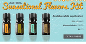 Sen-sational Flavors Kit