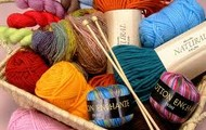 Buy (good!) yarn and fabric!