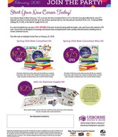 February New Consultant Kit Special