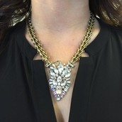 Celestial Frost Convertible Necklace $78