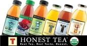 Ice Teas & Splash Drinks $1.50