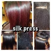 Silk Pressed!