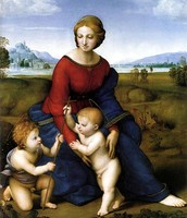 Madonna del Prato (Madonna of the Meadow)