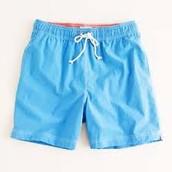 Wear your Beach Shorts