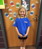 SPUR of the Week!  week 2-ADDISON!!