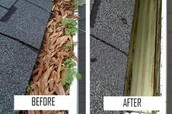 WE ALSO DO GUTTER CLEANING, DECK WASHING, LAWN CARE AND SMALL HOME REPAIRS