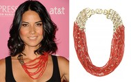 Actress Olivia Munn is a S&D Fan!