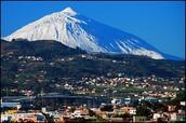 Mount Teide!